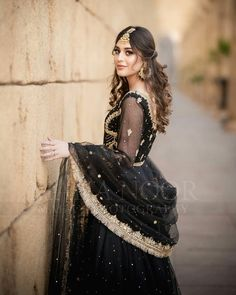 Asian Bridal Dresses, Pakistani Bridal Dresses, Pakistani Dress Design, Indian Dresses, Indian Outfits, Stylish Dresses For Girls, Wedding Dresses For Girls, Party Wear Dresses, Girls Dresses