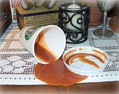 Fake Spilled 16 oz. Cup of Coffee With Cream Grande OL Fun Prop Gag Free US Shipping. $26.00, via Etsy.