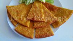 Socca niçoise (galette à la farine de pois chiches), recette - Vegan Pratique