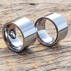 Wide Wedding Bands, Wedding Men, Wedding Rings, Tungsten Mens Rings, Tungsten Wedding Bands, Personalized Rings, Engraved Rings, Black Rings, Rings For Men