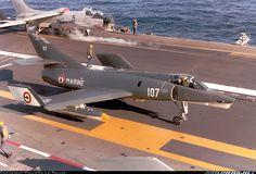 Dassault Etendard IVP aircraft picture