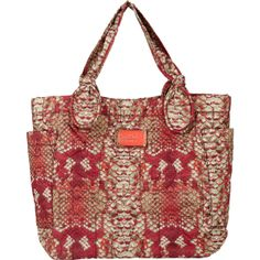 Marc by Marc Jacobs Pretty Nylon Printed Lil Tate Tote Bag Sale up to 70% off at Barneyswarehouse.com