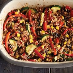 Mexican Quinoa Bowl - The Pampered Chef®