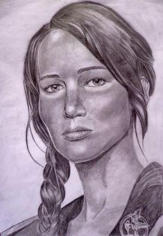 Jennifer Lawrence ( the hunger games) by artisticbel.deviantart.com on @DeviantArt