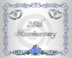 Silver Wedding Anniversary Gifts For Parents - Gift Ideas For Wedding Anniversary For Parents Anniversary Wishes For Sister, 25 Wedding Anniversary Gifts, Anniversary Gifts For Parents, Anniversary Parties, Anniversary Ideas, Marriage Anniversary, Anniversary Cards, Party Wedding, Diy Wedding