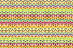 seamless set chevron pattern by Rommeo79 on Creative Market