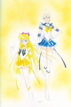 Sailor moon art book collections -Manga artist: Naoko Takeuchi