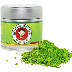 Kensho Premium Matcha Green Tea Powder 1st Harvest Japanese Ceremonial Grade  30g Tin 106oz * Check this awesome product by going to the link at the image.Note:It is affiliate link to Amazon.