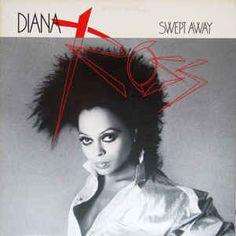 Diana Ross - Swept Away: buy LP, Album at Discogs