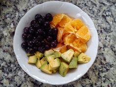 Eu que fiz!: Colorido! - #paleo  #lowcarb  #comidasaudavel  #lchf  #euquefiz