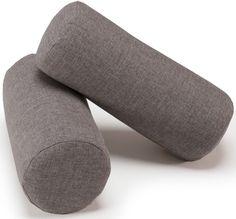 INNOVATION ™ Nackenkissen »Roll« grau