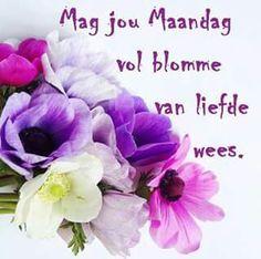 Lekker Dag, Goeie More, Afrikaans Quotes, Good Morning, Van, Inspirational Quotes, Glitter, Friends, Good Day