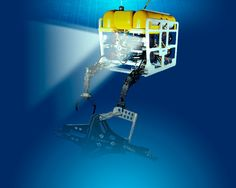 ROVs are tethered underwater vehicles. Like submersibles, there are used in areas of high pressure. They are remote control operated and are connected to the submersible. ROVs are used to discover new sea animals in high pressure, and dark areas.