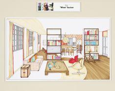 Original Interior Designers Drawings Interior Design Perspective Drawings Wallpapers