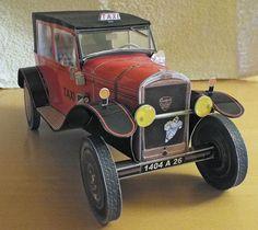 1932 Peugeot 201 Parris