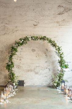 Southern California Wedding Ideas and Inspiration: Rustic Wedding Ideas at Luce Loft