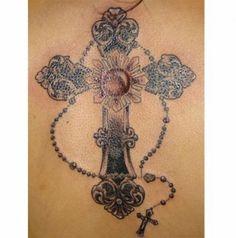 Tattoos Designs Ideas: Free Cross Tattoo Designs