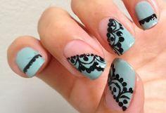 DIY decoración de uñas