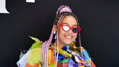 """The South African rapper hit the trending spot with her COLORS rendition of """"John Cena."""" Sho Madjozi is making a name for herself outside of South Africa by cozying up with the World's best. John Cena, South Africa, Rapper, The Outsiders, African, Songs, Colors, Hair Styles, Beauty"""