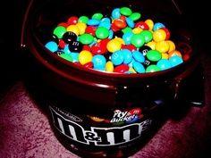 M Party Bucket.. Om nom nom.
