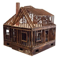 ARCHITECTURAL MODEL ca 1920's!!!!! wouldn't you love to own this? via all the mountains http://allthemountains.blogspot.com/