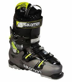 d8ffd159d7 Bottes de ski alpin Chausson Custom Fit Comfort Coque et tige en  bi-matériau Technologie Ride and Hike pour faciliter la marche 1 boucle à c.