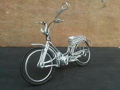 Bici moto Honda