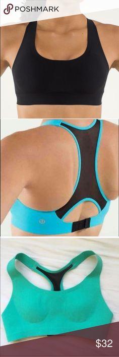Lululemon Bitty Bracer Sports Bra 36 C. NWT. Real color. Repost (too small). lululemon athletica Intimates & Sleepwear Bras
