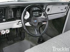 1974 Ford F100 Ranger grant Steering Wheel