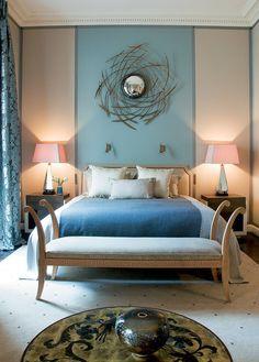 Квартира в Париже по проекту Жан-Луи Денио