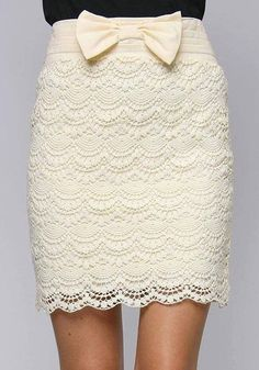 CROCHET SKIRT - Graphics | Yarn Crochet Patterns Free