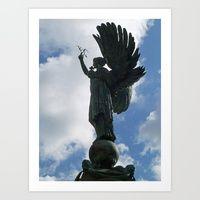 Angel of Peace by Carolyn Jones | Society6
