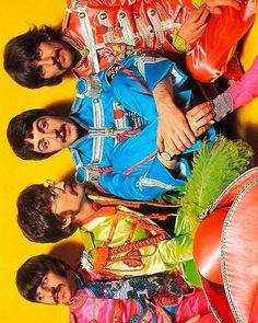 John Lennon, Paul McCartney, George Harrison, Ringo Starr und Pete Be . - The Beatles - Beatles Love, Les Beatles, Beatles Art, Beatles Photos, Beatles Poster, John Lennon, Ringo Starr, George Harrison, Paul Mccartney