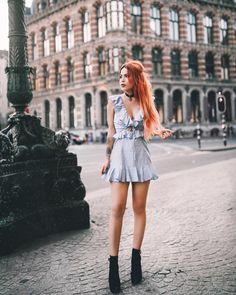 Vestido com bota  35 combinações para te convencer a adotar este look 359792e29ad