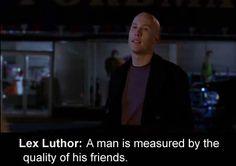 smallville lex luthor -