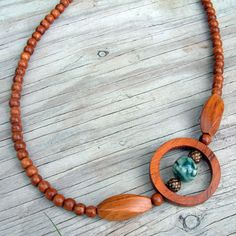 Wooden Necklaces and Eclectic Jewelry From Australia | Handmade Jewlery, Bags, Clothing, Art, Crafts, Craft Ideas, Crafting Blog