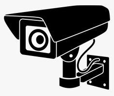 Transparent Tv Camera Png Cctv Camera Clipart Png Png Download Is Free Transparent Png Image To Explore More Si Camera Logos Design Camera Logo Cctv Camera