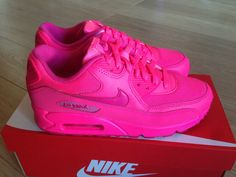 nike air max 90 hyper pink for sale