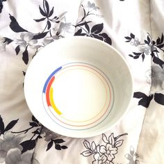 Studio Nova Bake & Serve Rainbow Primary Colors Casserole Dish Hi-Fi Japan RARE, Red Blue Yellow Round UP 024, Ovenware , Bakeware by TurnThePageBookShop on Etsy