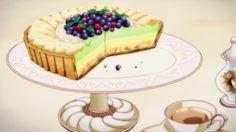 Mousse fruit tart! Sword Art Online II, Episode 18