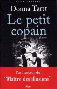 Amazon.fr - Le Petit Copain - Donna Tartt - Livres