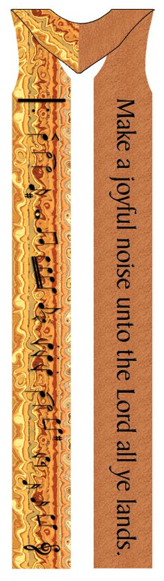 Church and Religious Banners and Clergy / Ministerial and Choir Stoles Pg. 1 by Julie Rodriguez Jones