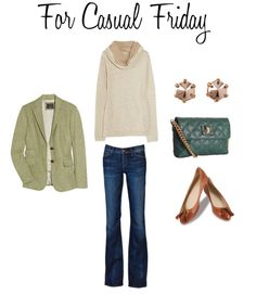 Capitol Hill Style - Capitol Hill Style - Three Ways: The Casual Sweater
