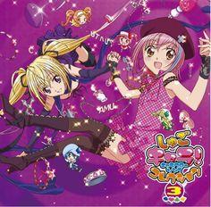 Anime picture 1432x1412 with  shugo chara! hinamori amu suu (shugo chara!) ran (shugo chara!) miki (shugo chara!) hoshina ut...