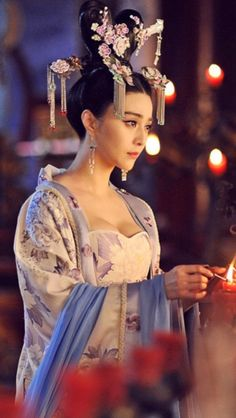 Tang dynasty, from the tv show Empress of China. 武媚娘传奇