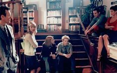 Which library is your favorite... Hogwart's, the library from Doctor Who, or Sunnydale High Library from Buffy the Vampire Slayer? Check out these cool fictional libraries as we wrap up Library Lover's Month.