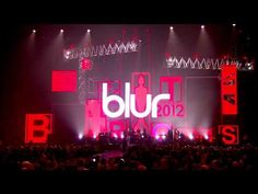 Blur's performance at the Brits...good or bad? Jury is out, but great to see them back live again.