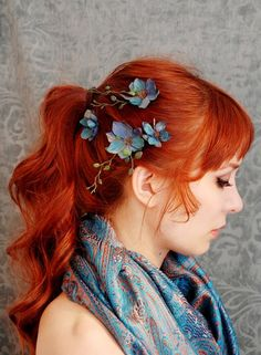 red head my-style