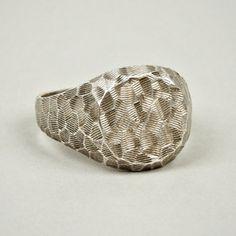"""Signet ring"" by Maison Martin Margiela."