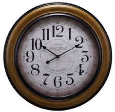 Cooper Classics 4815 Payton Clock -- Check this awesome product by going to the link at the image. Note: It's an affiliate link to Amazon.